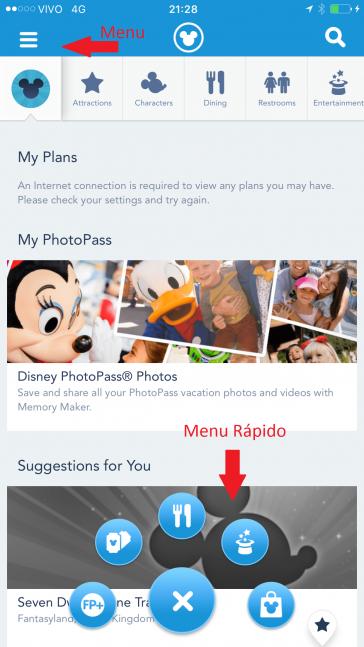 O Fast Pass da Disney: Passo a passo de como programar o seu