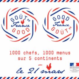 O Goût de France 2017 celebrando a culinária francesa