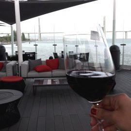 Bares em Lisboa: River Lounge Bar do Hotel Myriad