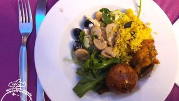 Restaurantes Vegetarianos em Lisboa: Jardim das Cerejas