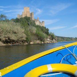 Na rota dos Templários em Portugal: o Castelo de Almourol