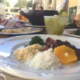 Restaurantes em Brasília: famosa feijoada servida aos sábados no Casero