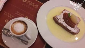 Cafés em São Paulo: ICI Brasserie