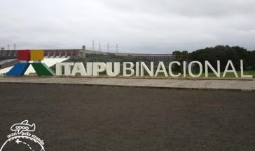 Visita Panorâmica a Itaipu com crianças