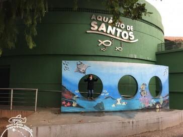 Passeios em Santos: Aquário Municipal