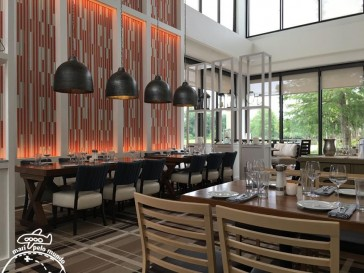 LakeHouse:Restaurante do Hyatt Regency Grand Cypress Resort Orlando