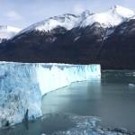 Visitando o Perito Moreno na Patagônia Argentina
