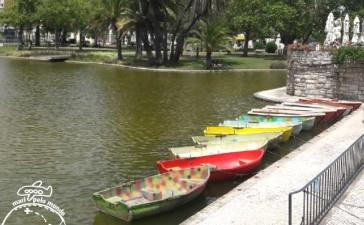 Passeios em Portugal com crianças: Jardim do Campo Grande