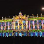 Nancy no verão: Show de Luzes na Place Stanislas