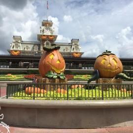 Em alta em Orlando: Halloween no Magic Kingdom