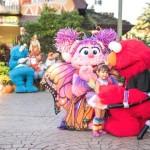 Halloween no Busch Gardens em Tampa
