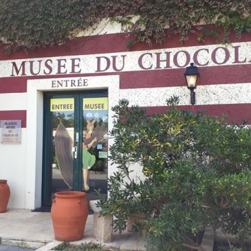 Museu do Chocolate em Biarritz
