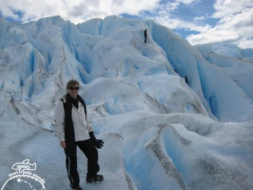 Por que fazer o mini trekking no Glaciar Perito Moreno