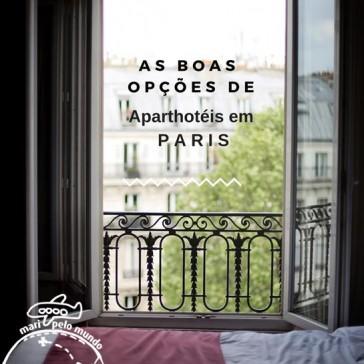 Aparthotel em Paris