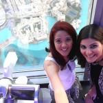 Como subir no Burj Khalifa com criança ou sozinho: o prédio mais alto do mundo