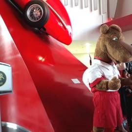 Como visitar a Ferrari World em Abu Dhabi