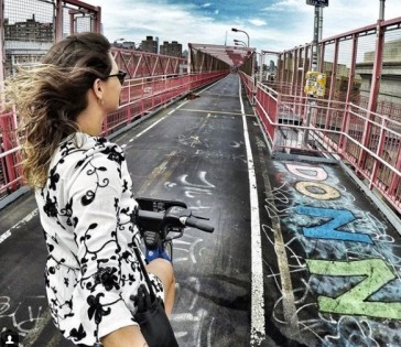 5 motivos para andar de bike em Nova Iorque