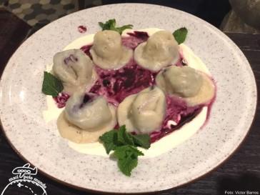 Restaurantes em Vilnius: Pilies Katpedele