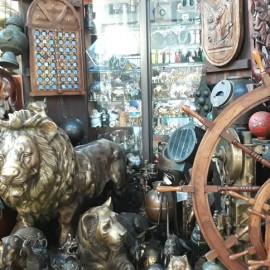 Os Souks modernos e tradicionais de Dubai