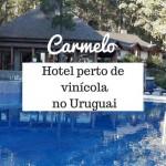 Hotel perto de vinícola no Uruguai: Carmelo Resort & Spa