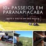 10+ Passeios em Paranapiacaba