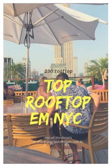 230 Fifth Rooftop em Nova York