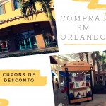 Compras em Orlando e os Cupons de desconto