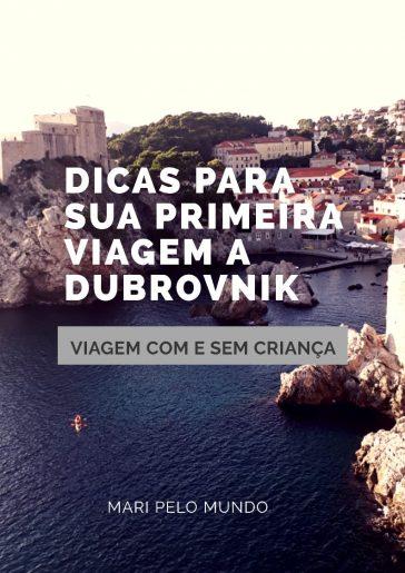 Dicas para a primeira viagem a Dubrovnik