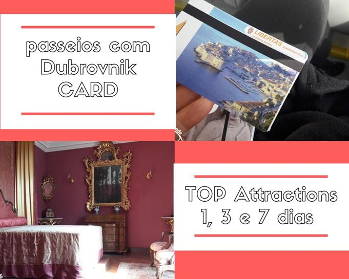 Dubrovnik Card vale a pena