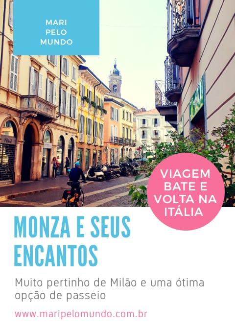 Monza e seus encantos O que ver e o que fazer