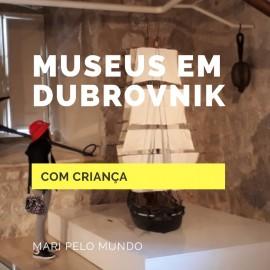 Museus em Dubrovnik