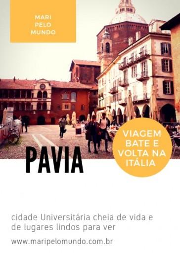 O que fazer em Pavia na Italia