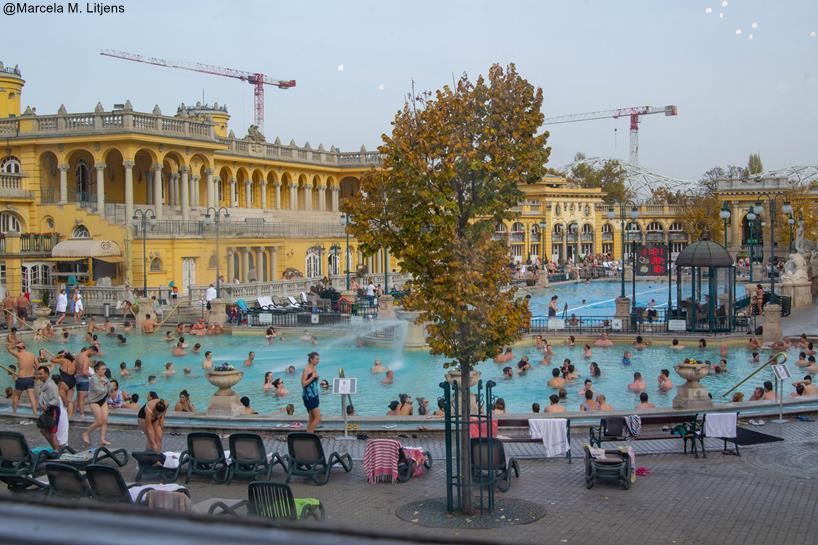 O que ver e fazer em Budapeste As termas