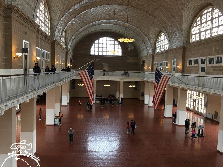 Ellis Island - Museu da Imigração