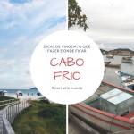 Cabo Frio com crianças: o que fazer e onde ficar