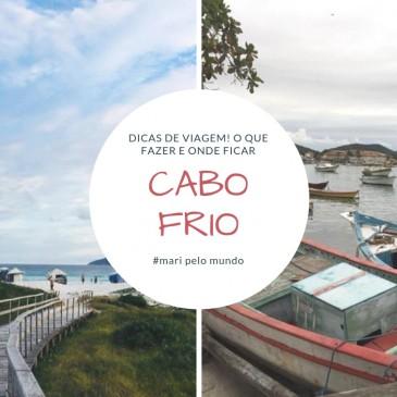 Cabo Frio - guia de viagem o que fazer e onde ficar
