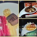 Dica de restaurante em Brasília: D.O.C. Lounge