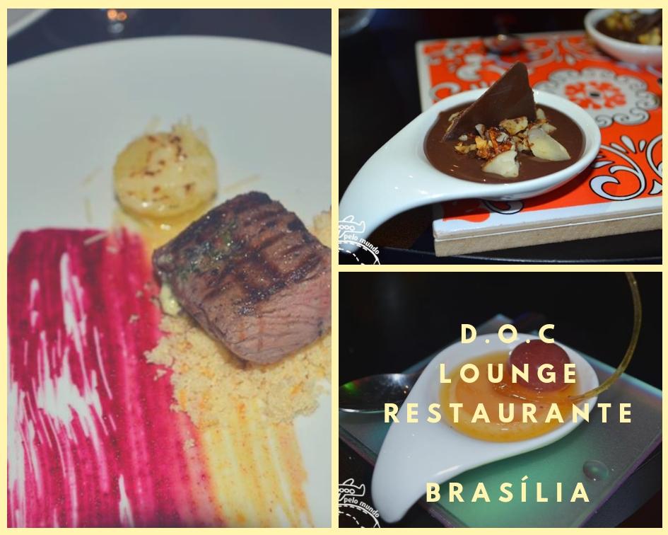DOC LOUNGE Restaurante em Brasilia