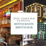 Onde comer em Brotas: Restaurante Brotas Bar