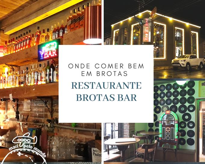 Restaurante Brotas Bar
