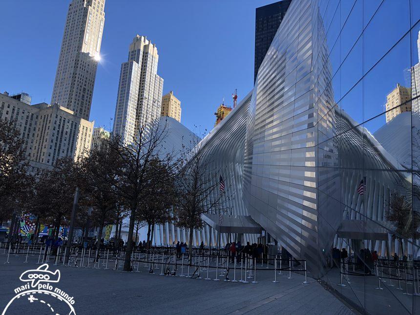 Memorial 9/11 Nova York