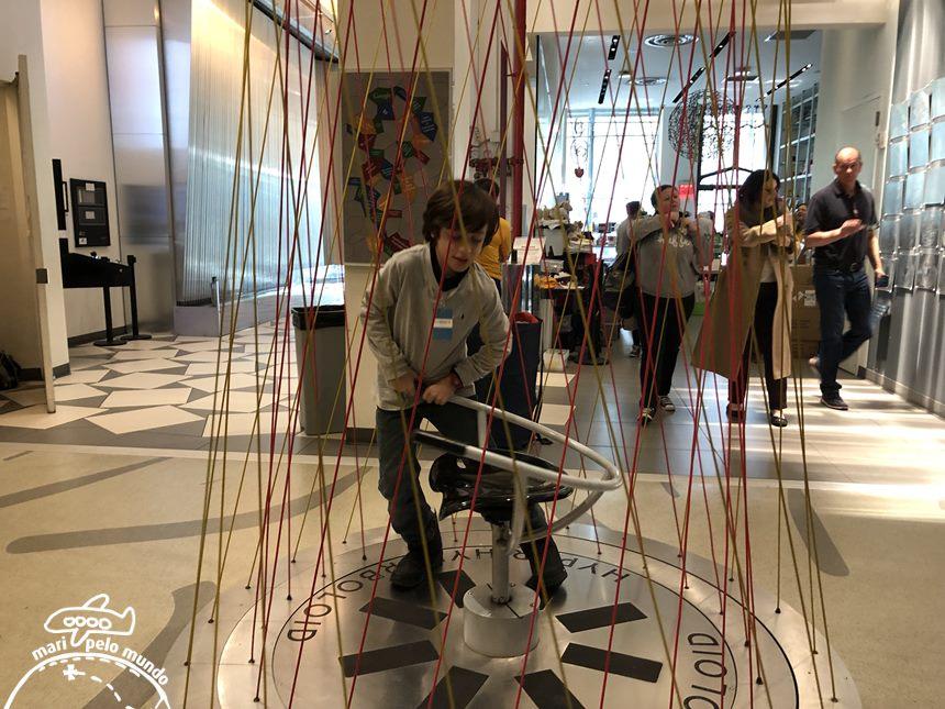 Momath - Museu da Matemática em Manhattan