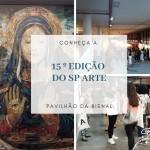 Programação Cultural em São Paulo: 15º SP-Arte 2019 na Bienal