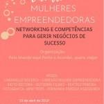 Encontro Mulheres Empreendedoras: networking e competências para gerir negócios de sucesso