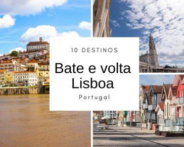 Bate e volta Lisboa