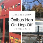 Ônibus Turístico Hop On Hop Off em Nova York