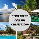 Sugestões para o feriado de Corpus Christi – 2019