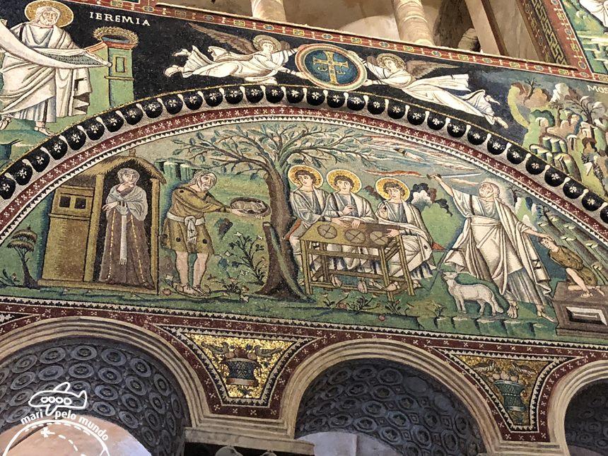 Mosaicos de Ravenna