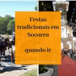 Festas tradicionais em Socorro – SP
