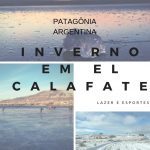 Inverno em El Calafate: A maior pista de gelo da América Latina